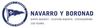 Navarro y Boronad Logo